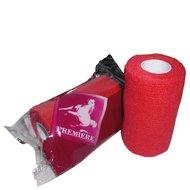 Premiere Heftbandagen Co-Wrap Rot 4,5m