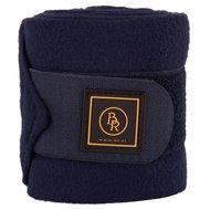BR Bandages/polo Event fleece 2m set/luxe tas Pony Roze 4m