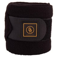 BR Bandagen Polo Event Fleece Schwarz