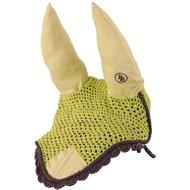 BR Fliegenmütze Event Baumwolle mit Ohren Limette