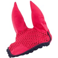 BR Fly Veil Event Cotton with Ears Roze Pony