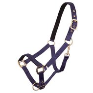 Premiere Head Collar Luxurious Tough Nubuck Blue