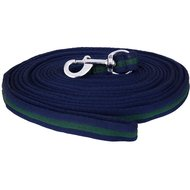 Premiere Lunging Side Rope Soft-grip Carabiner Blue/Green 8m