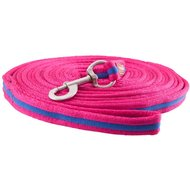 Premiere Lunging Side Rope Soft-grip Carabiner Blue 8m