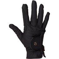 BR Rijhandschoen All Weather Pro Leather Feel Zwart