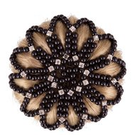 BR Knotnet Pearl Diamond Zwart