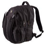 BR Backpack Classic Helmet 2 Compartments Black
