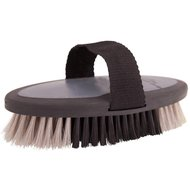 Premiere Brush Body Soft Grip 25mm Soft Black - Grey Medium