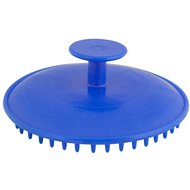 Agradi Etrille Plastique Dur Rond Bleu