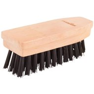 Premiere Hoof brush Hard Wood Back Black