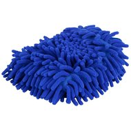 Premiere Grooming Glove Micro 2-sided Blue