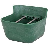Yong Line Food Bowl Feeding Bowl Foal Young Line Green