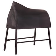 Premiere Saddle Stand Luxurious Synthetic