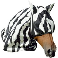 Bucas Buzz-Off Fly Maske Zebra