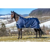 Bucas Freedom Turnout High Neck 150g Navy