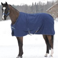 Bucas Irish Stable Extra Navy/Silber