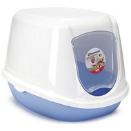 Savic Litter Box Duchesse Blue White 44x35x32cm