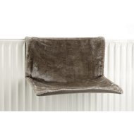 Beeztees Hangmat Sleepy Voor Aan Een Radiator Warm Grijs
