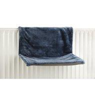 Beeztees Hangmat Sleepy Voor Aan Een Radiator Blauw