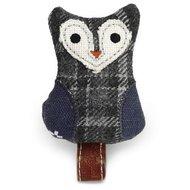 Designed By Lotte Textiel Kattenspeeltje Poxi Grijs 7,5cm