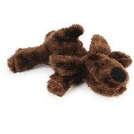 Beeztees Plüsch Spielhund Grau 23cm