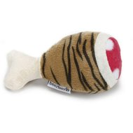 Beeztees Plüsch Drumstick Tiger