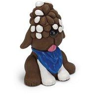 Beeztees Latex Hundespielzeug Doggel Braun 12cm