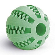 Beeztees Rubber Massage Bal Vtanden Mint