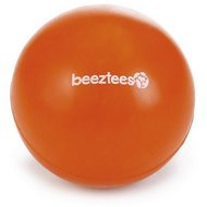 Beeztees Rubber Bal Massief Oranje