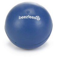 Beeztees Ball Rubber Solid Blue