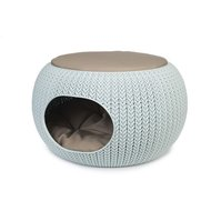 Curver Cozy Pet Home HellBlau 55cm 35cm