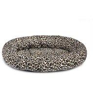 Beeztees Pluche Ligbed Kat Cheetah 50x41x95cm
