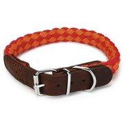 Beeztees Nylon Halsband Korda Rood Oranje