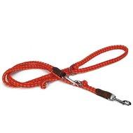 Beeztees Nylon Dressuurlijn Korda Rood Oranje 20mmx200cm