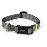 Beeztees Collar Nylon Adjustable Dark Grey
