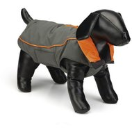 Dog Gone Smart Nano Hundemantel Grau/Orange