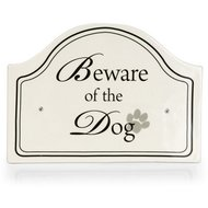 Designed By Lotte Keramiek Bordje Beware Of The Dog