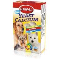 Sanal Yeast Cacium f. Hunde 100st