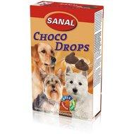 Sanal Choco Drops Hund 125 g