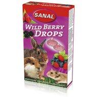 Sanal Wild Berry Drops Knaagdier 45gr
