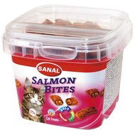Sanal Salmon Bites Cup 75gr