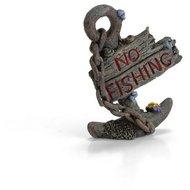 Beeztees Polyresin Anker No Fishing 8x3x105cm