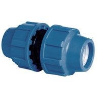 Cornat PE-koppeling Vv 25x25mm