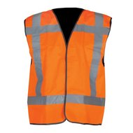 Storvik Vestfold reflec. bodyw. 100s fluo orange one size