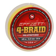 DAM Effzett 4-braid 125m 0,30mm