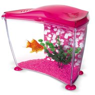 Marina Goldfish Plastiek Aquarium Kit Roze