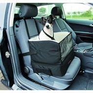 Trixie Autozetel voor Kleine Hond Nylon Zwart 45x38x37cm