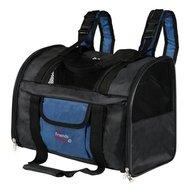 Trixie T-bag Rugzak Connor Zwart/blauw 44x30x21cm