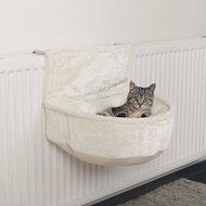 Trixie Radiator Hangmat Pluche Wit 45x13x33cm