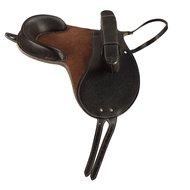 Norton Ponyzadel Luxe Zwart
